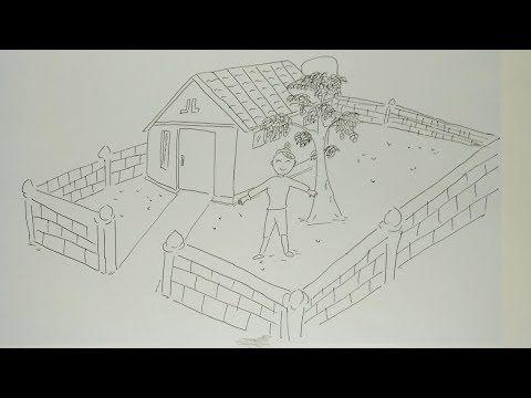 Cara Menggambar Rumah Pohon Dan Orang Htp Psikotes Ini Dia Contoh Soal Psikotes Gambar Dan Tips Menghadapinya Psikotes Gambar Menggambar Orang Rumah Pohon