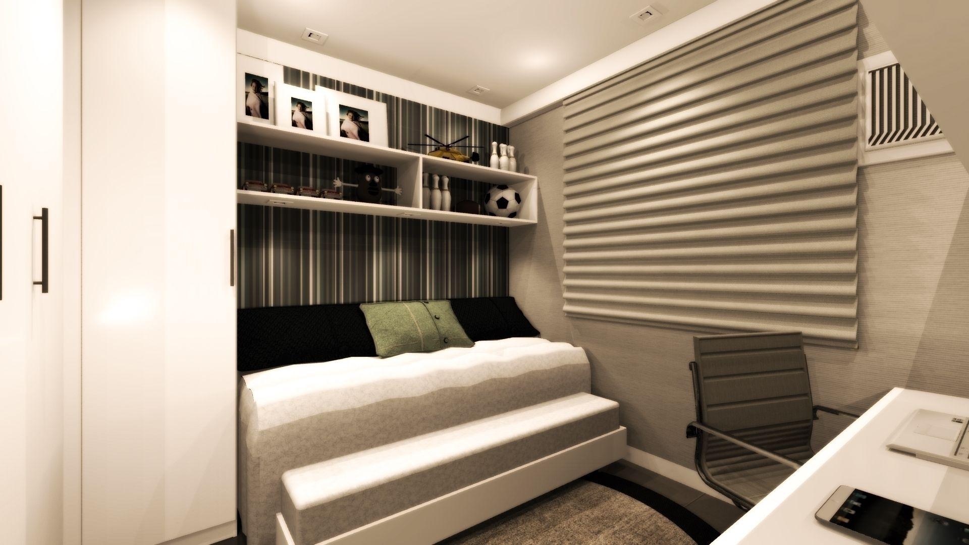 Suficiente quarto do menino - Galeria de Projetos Promob | quartos de  BB56