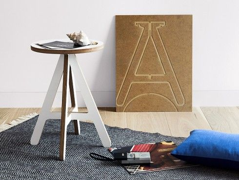 Stool of A Range collection from ByĀlex