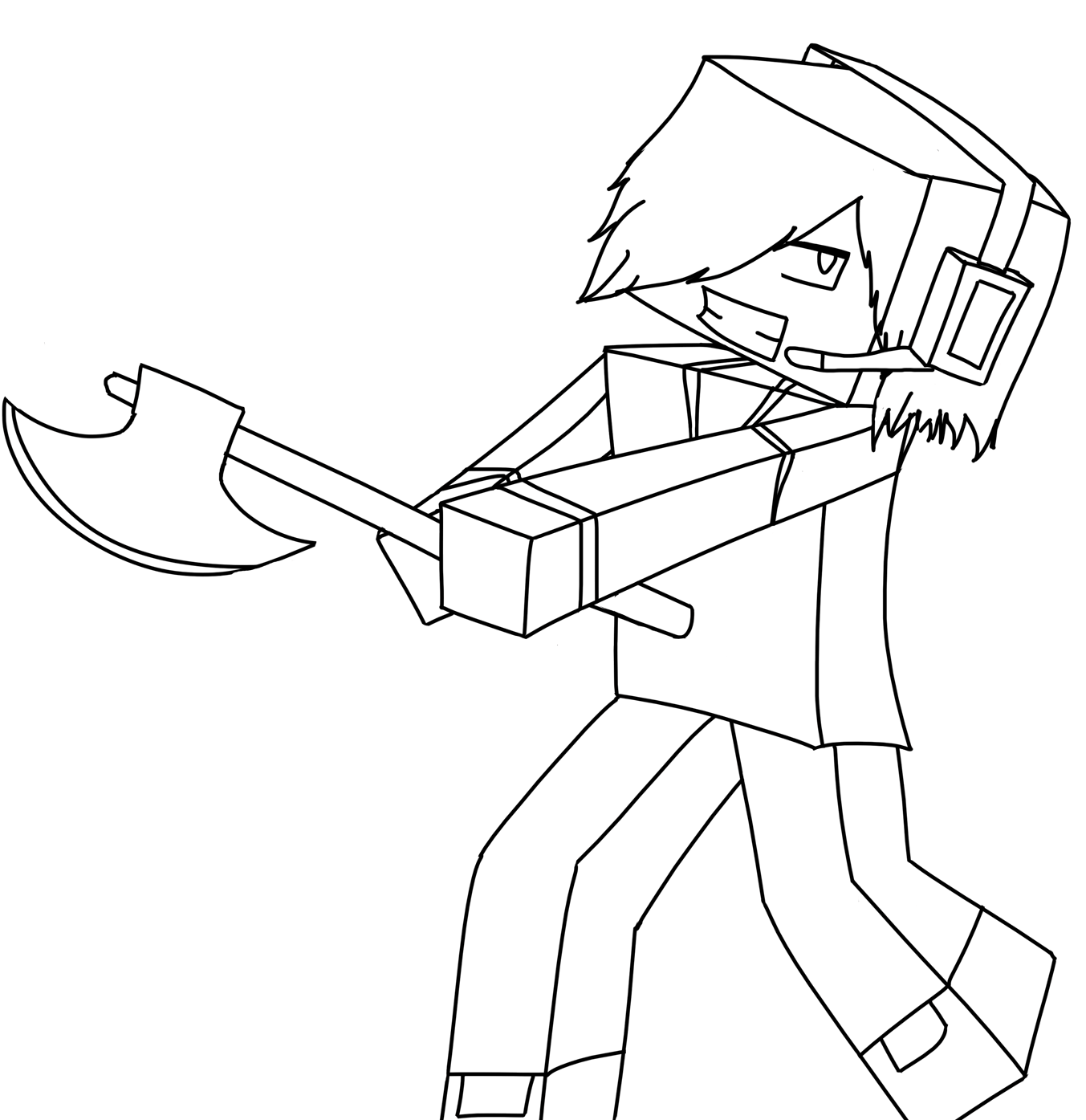 Minecraft Deadlox Ausmalbilder Fur Kinder E1550718048431 Pokemon Malvorlagen Ausmalbilder Malvorlage Einhorn