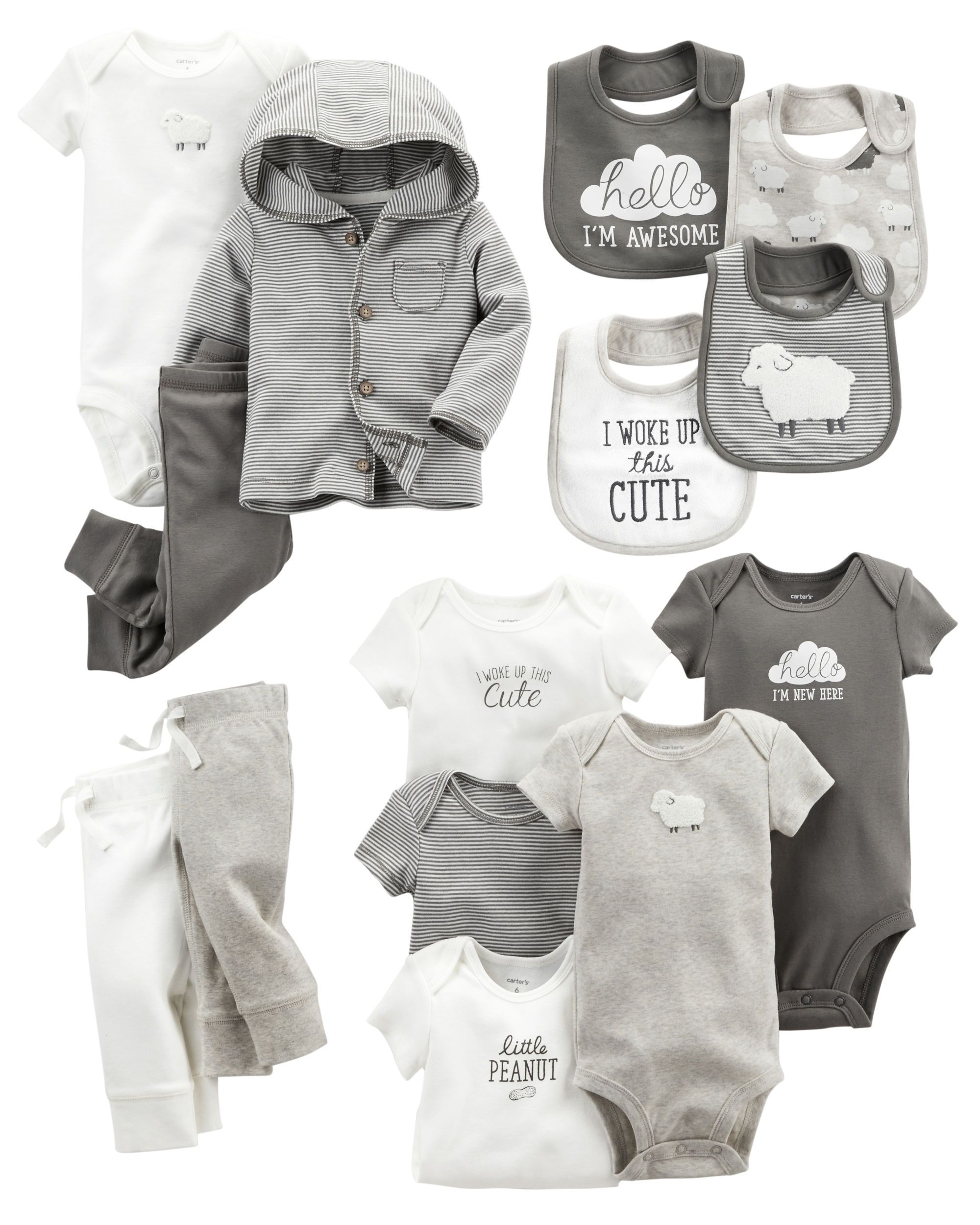 04618977f Baby Girl CARMAY24F16 | Carters.com Lamb Clothing, Clothing Sets, Clothing  Accessories,