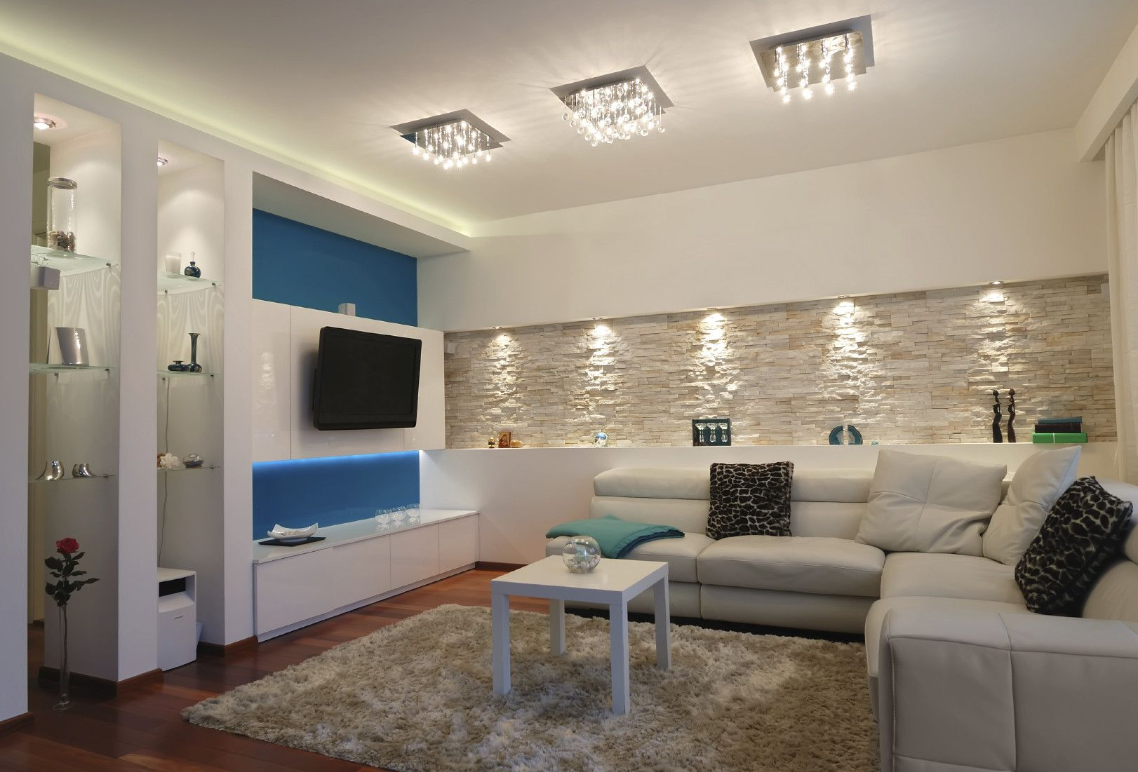 Hochwertig Coole Beleuchtungsideen Für Wohnzimmer Mit Indirekter Beleuchtung
