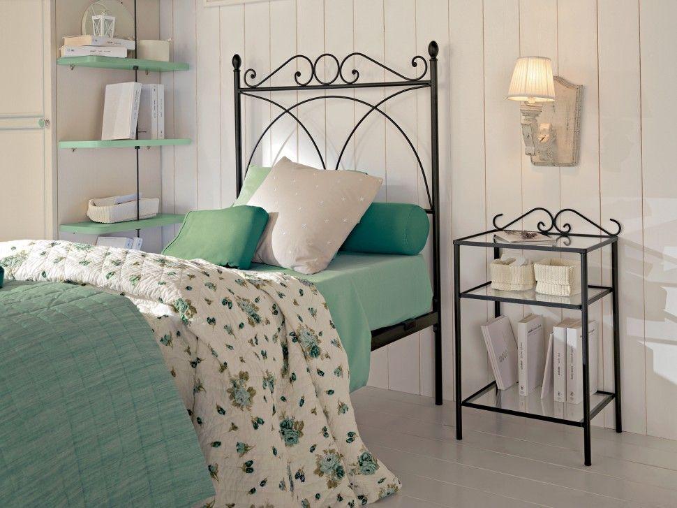 Demir Camerette ~ Camerette arcadia letto per bambini finitura magnolia e turchese