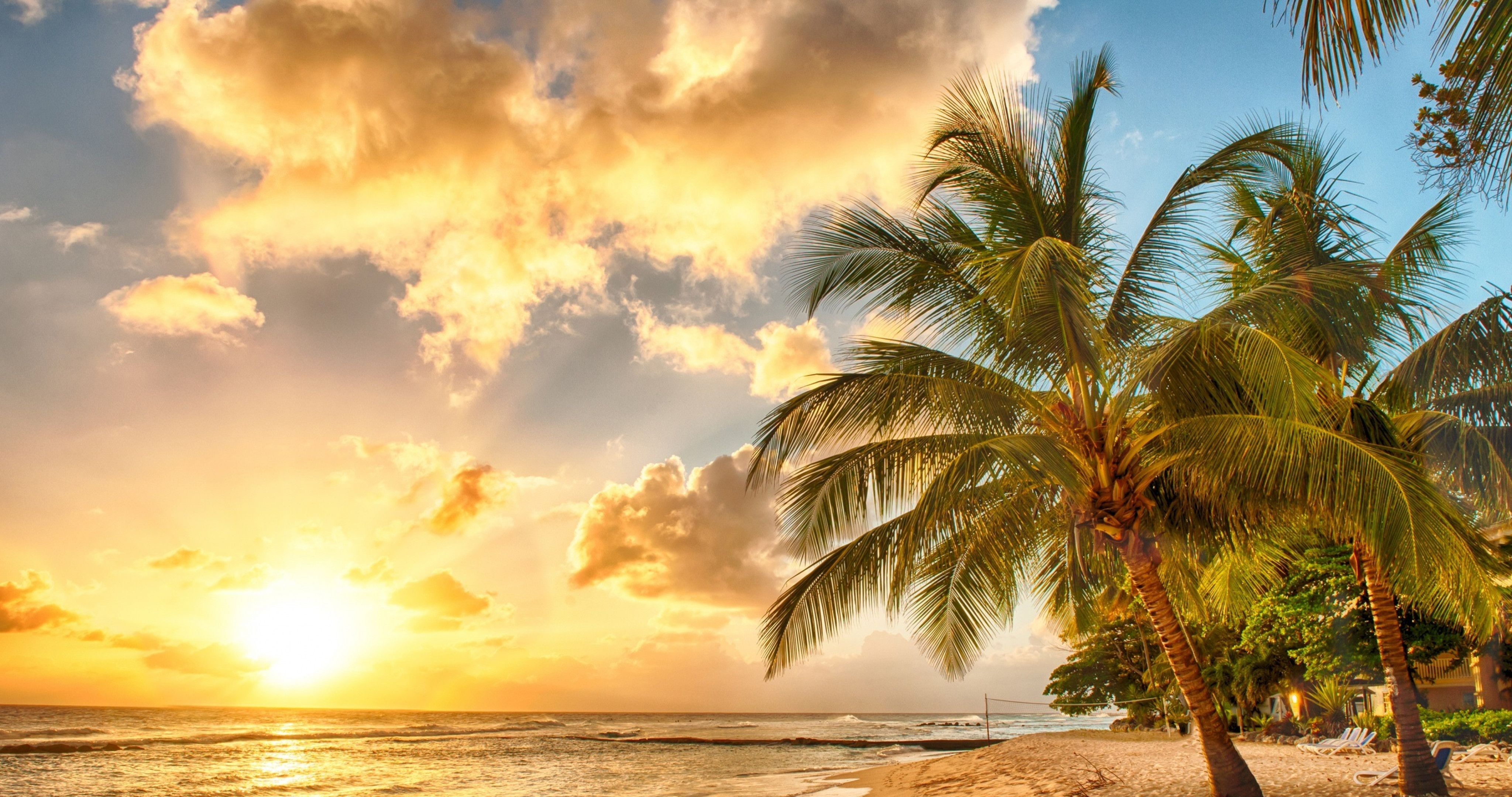 4k Hd Wallapaper 4k Beach Wallpapers High Quality Sunrise Wallpaper Sunset Wallpaper Tropical Beach Vacations
