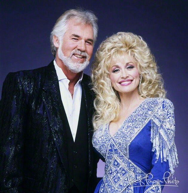 Dolly Parton and Kenny Rogers #halloween # ...