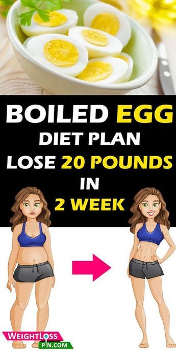 Photo of Boiled Egg Diet to Lose up to 20 Pounds in 2 Weeks