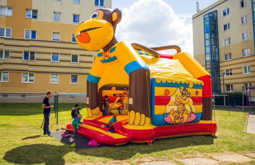 Sommerfest von GCP in Neubrandenburg Grand City Property