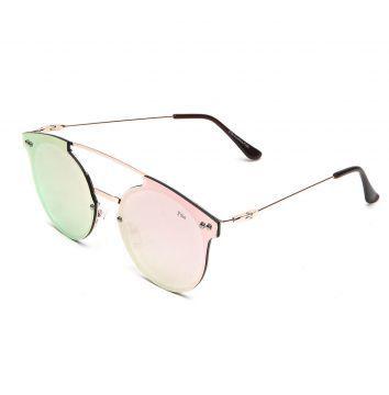 Óculos de Sol Polo London Club Ponte Dupla Rosa Polo London - Paraíso  Feminino cf00ee9ca3