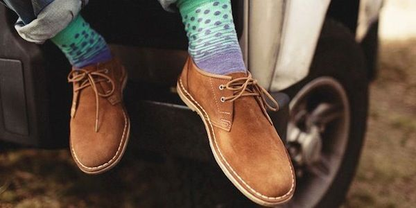 What Men's Shoes Say About Their Dating Personalities