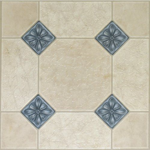Madison Vinyl Self Stick Floor Tile TC16899 Home Dynamix Flooring   1 Box  Covers 9 Sq. Madison Vinyl Self Stick Floor Tile TC16899 Home Dynamix Flooring
