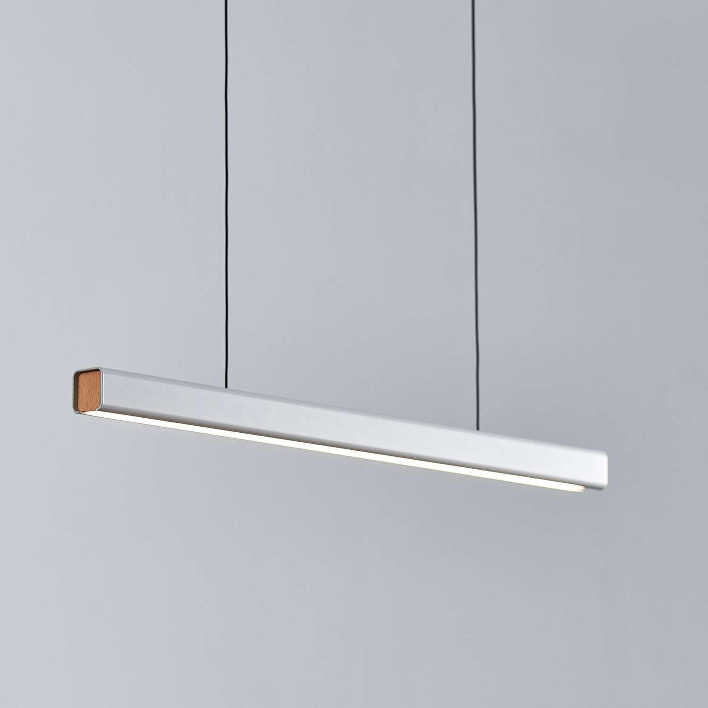 Mumu Led Linear Suspension Pendant Light Linear Suspension