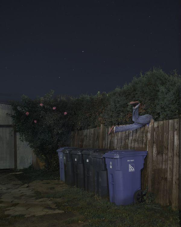 Under Night Photography by Benoit Paillé