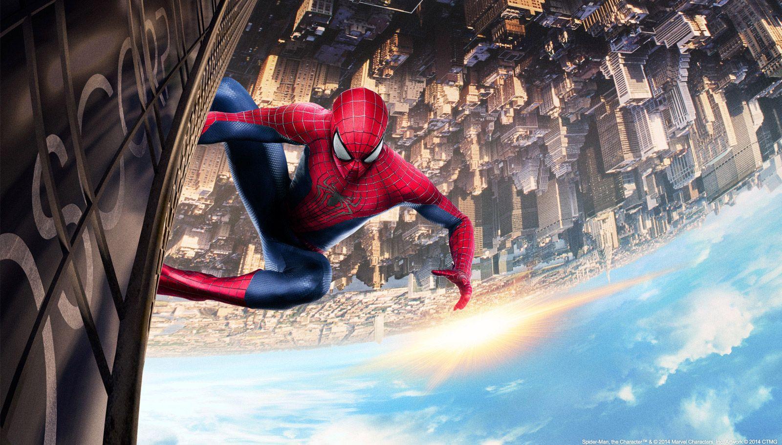 Hd wallpaper spiderman - The Amazing Spider Man Hd Desktop Wallpaper High Definition