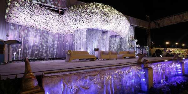 Romantic elegance wedding stage decoration modern decorating romantic elegance wedding stage decoration modern decorating ideas junglespirit Image collections