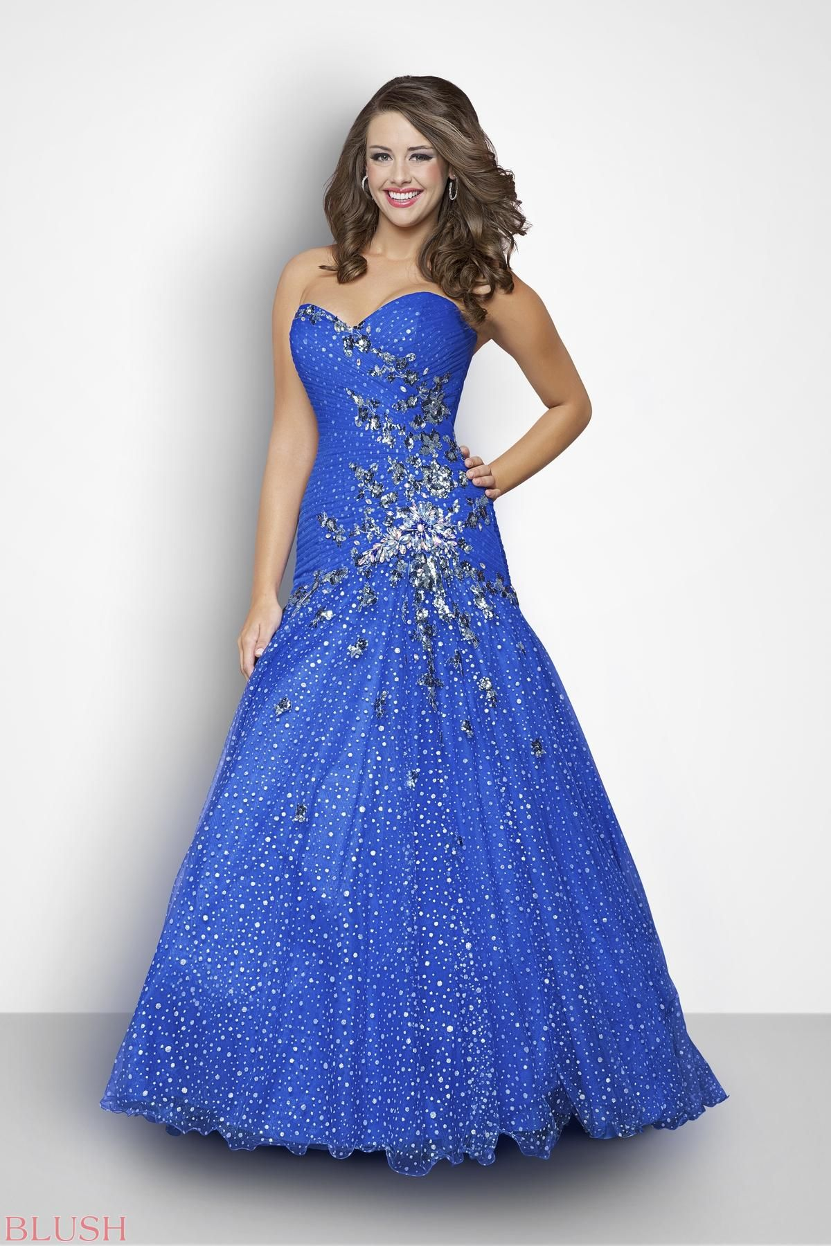 17 Best images about Brenna Prom Dresses on Pinterest | Blue ball ...