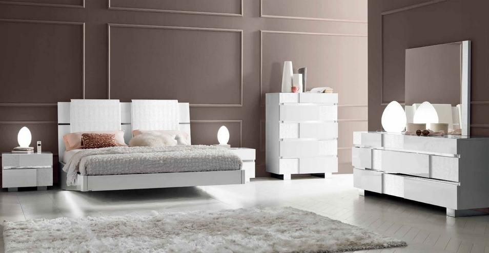 Contemporary Italian Bedroom Furniture Pleasing Caprice