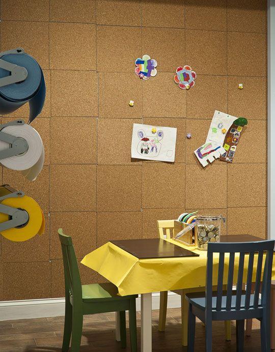M s de 25 ideas incre bles sobre pared de panel de corcho for Cuartos decorados minecraft