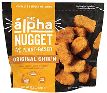 Possible Free Alpha Foods Plant Based Chik N Nuggets In 2020 Food Meatless Tasty Bites