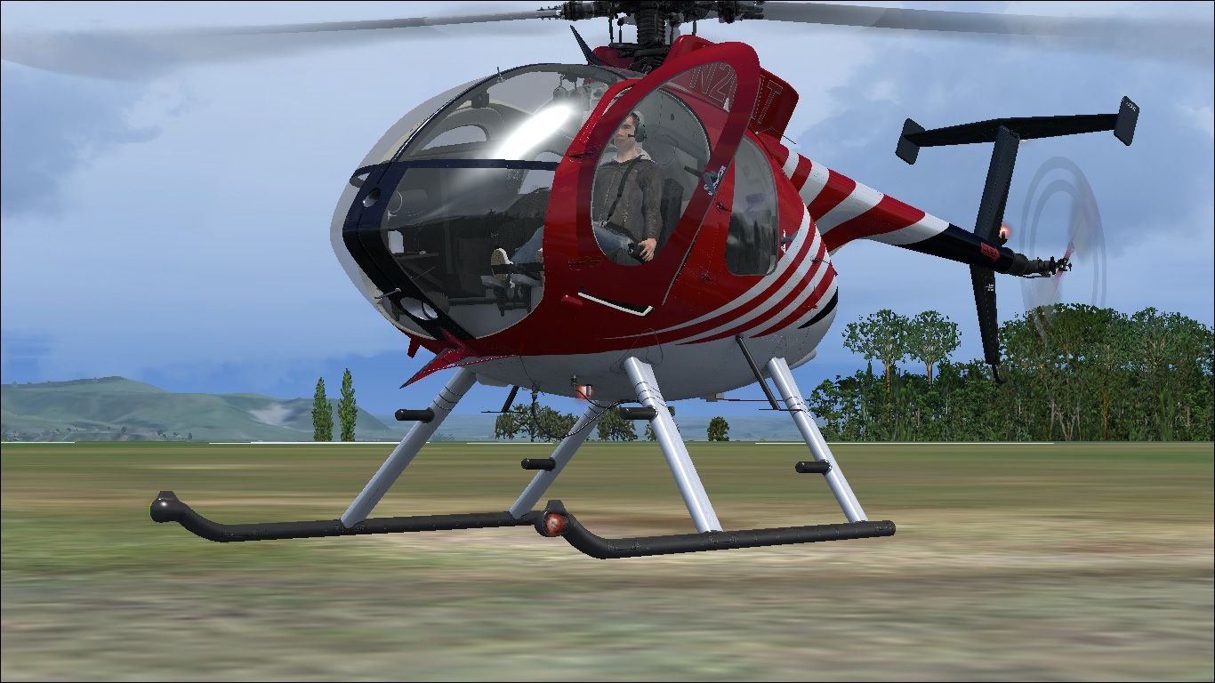 Review: Milviz MD530F for FSX and Prepar3D • HeliSimmer
