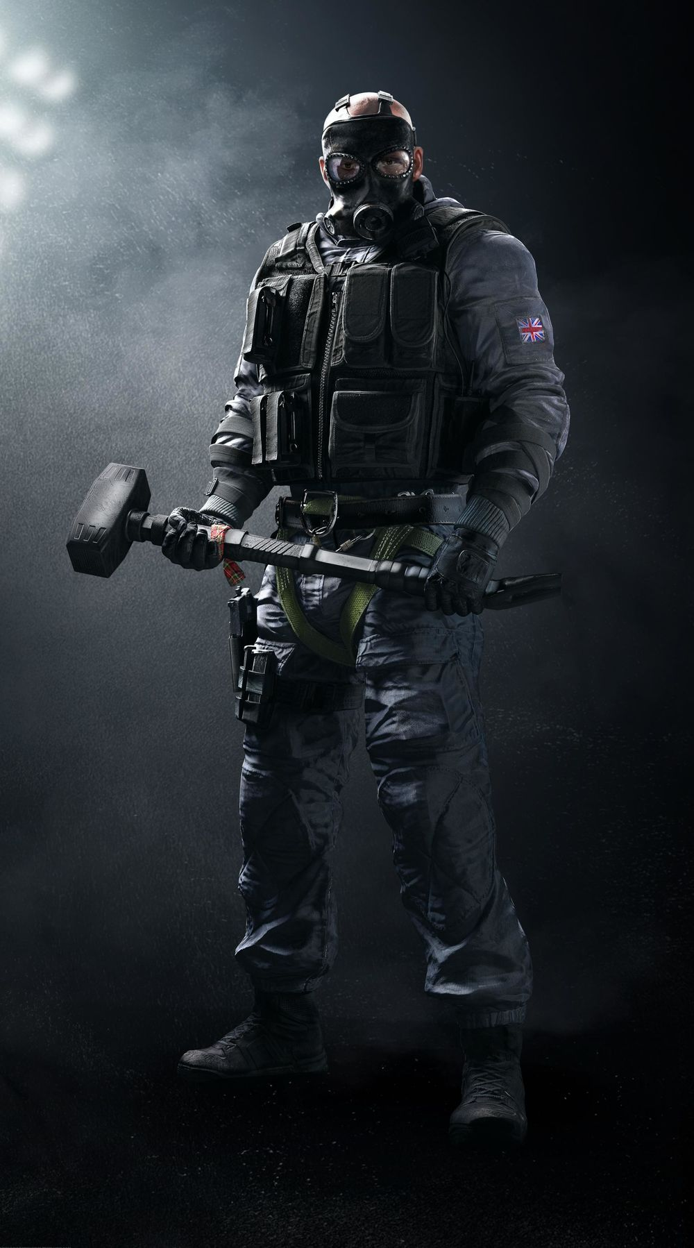 Sledge | Rainbow Six Wiki | Fandom powered by Wikia | Rainbow six ...