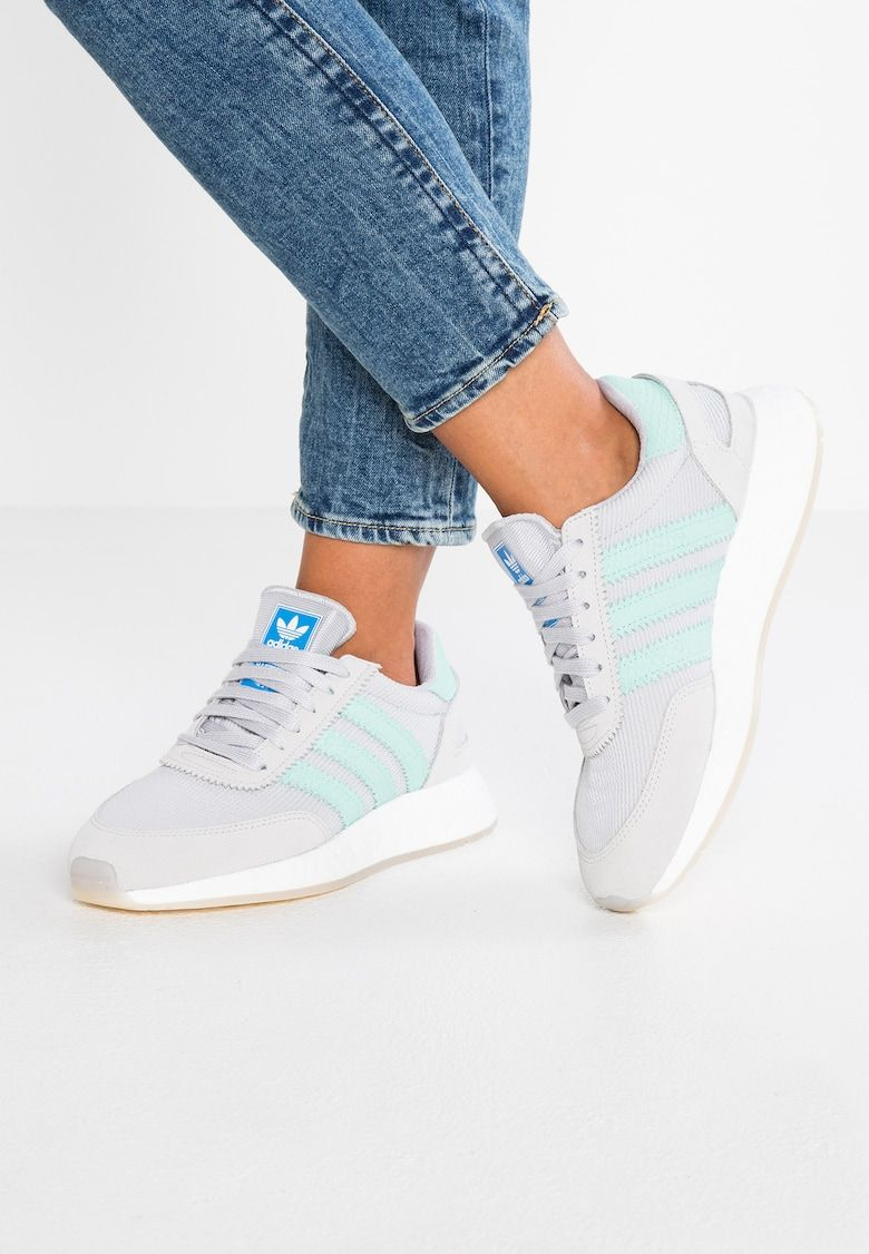 adidas Originals I-5923 - Sneaker low - light grey - Zalando ...