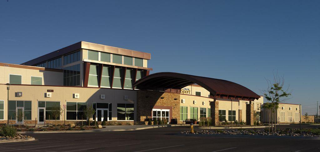 VillaSport Colorado springs, House styles, Villa