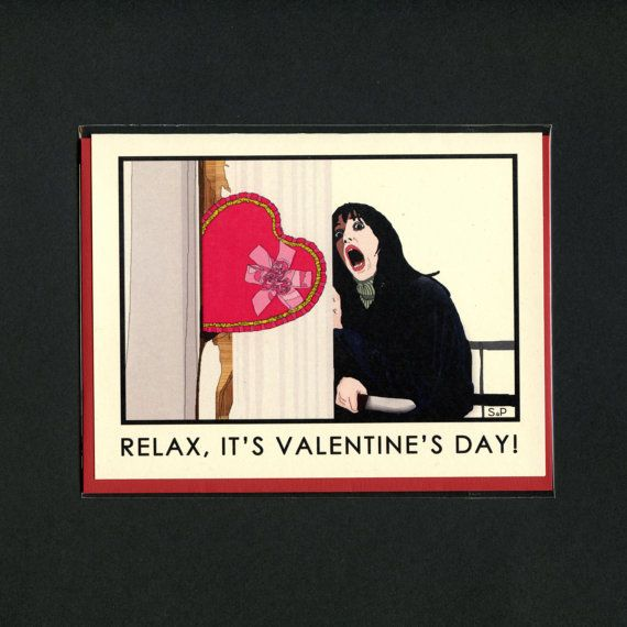 Relax The Shining Valentine S Day Card Seas And Peas