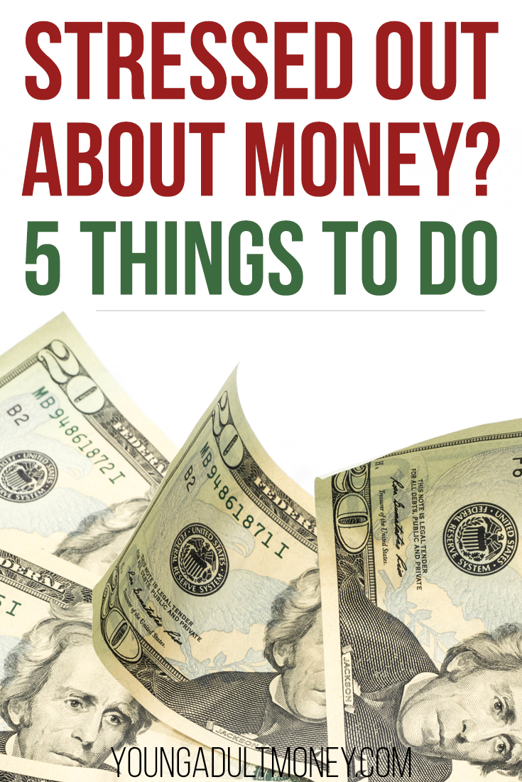 Don T Let Money Stress You Out Here S Some Things Can Do To Help Alleviate Your