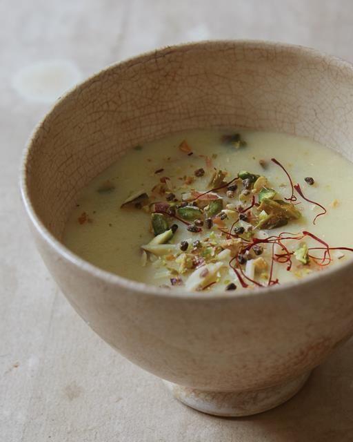 Indian Ground Rice Pudding | Sweet Paul Magazine | Indian ...