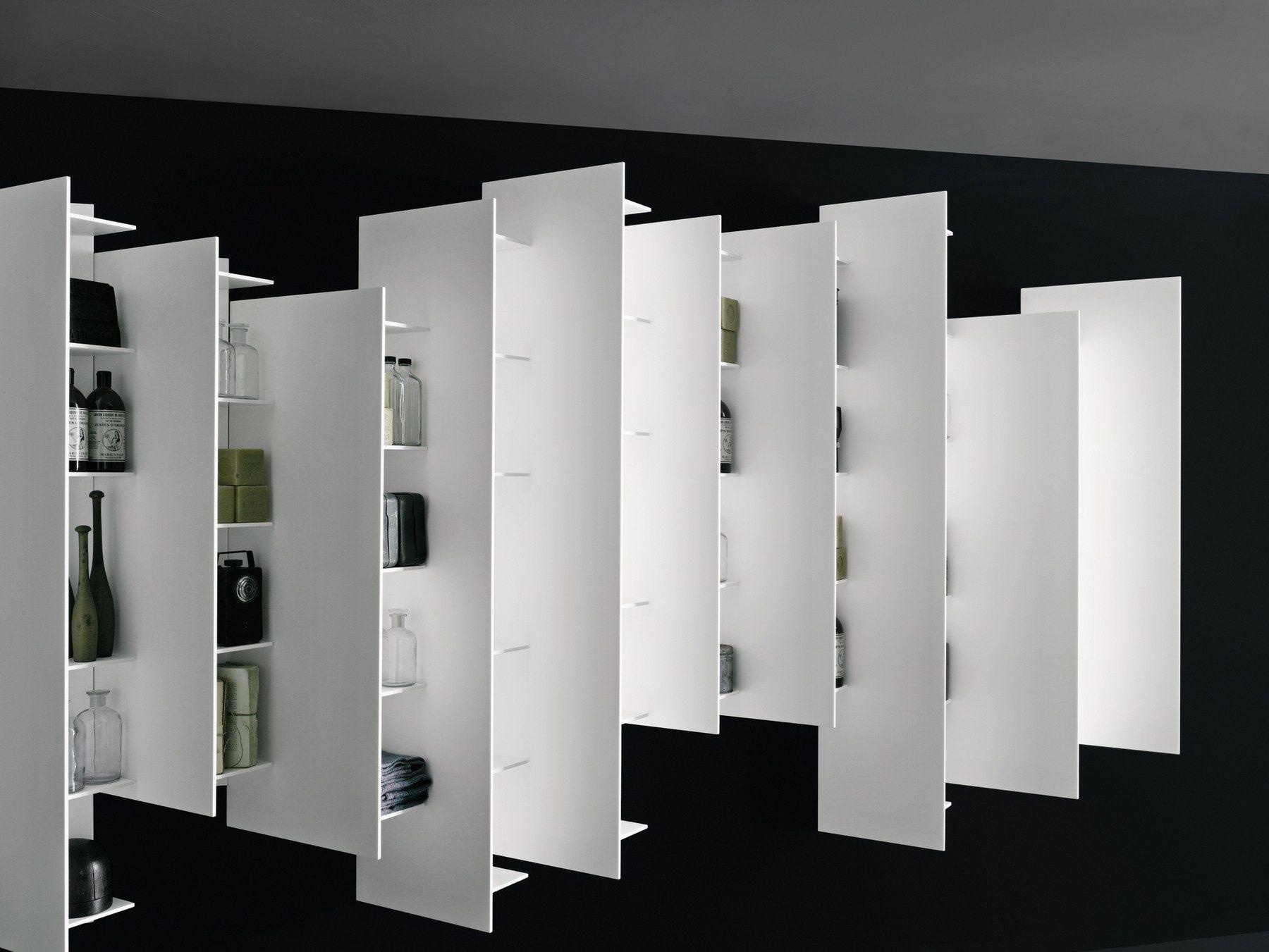 Tall bathroom cabinet CTLINE by Boffi | design Victor Vasilev ...