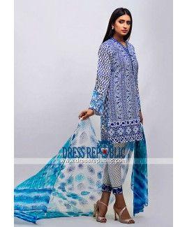 298ea5ba16 AUJ Designer Eid Pakistani Lawn Clothes 2015 Pakistani Lawn Suits, Faraz  Manan, Eid Collection