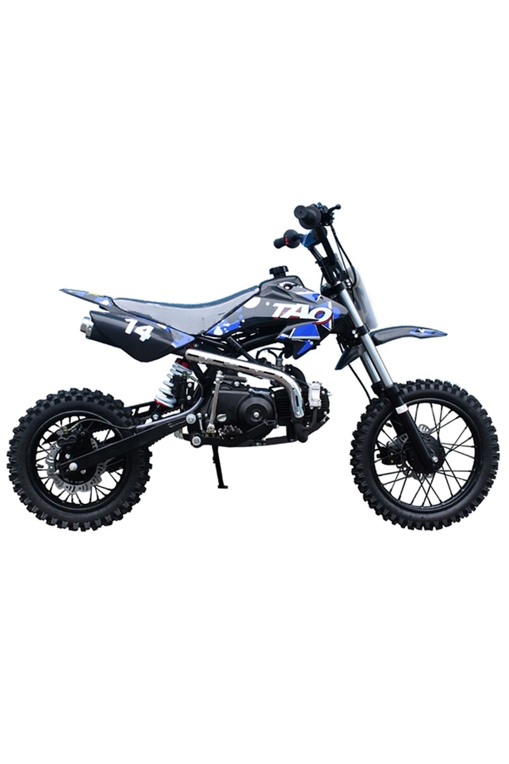 Db T005 Taotao Db 14 110cc Dirt Bike With Semi Automatic