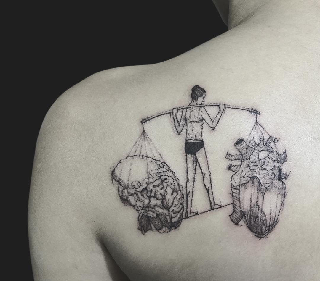 Libra Tattoo62