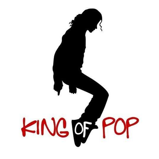 michael jackson king of pop art print