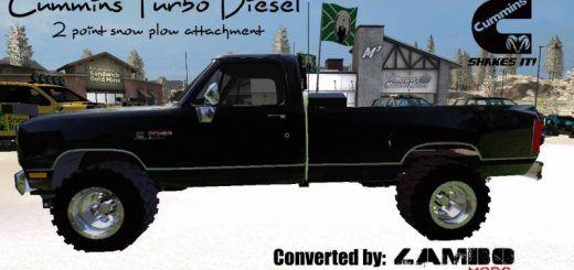 Snow Plow | Farming simulator 17 - FS17 mods - FarmingSimulator17