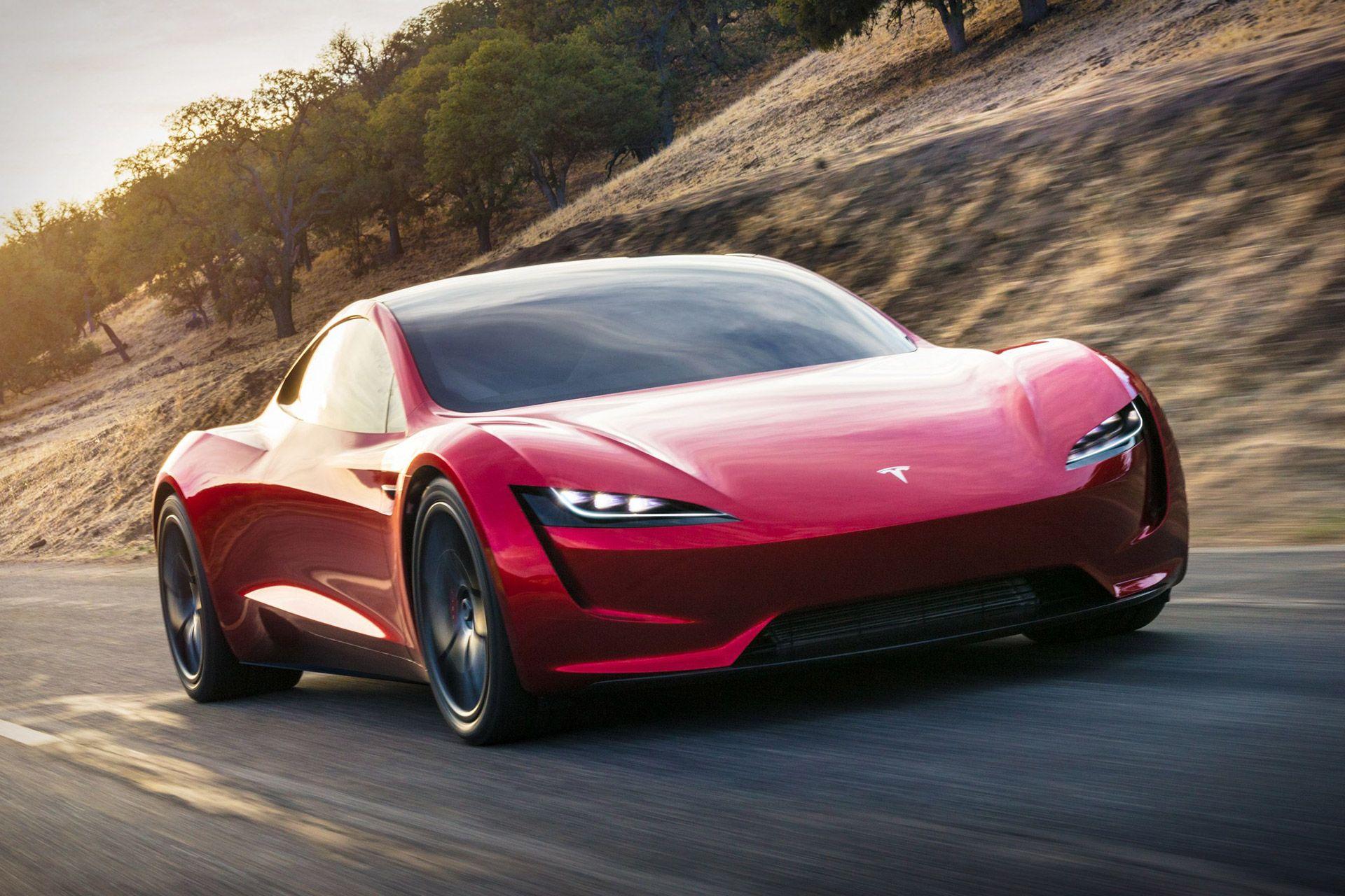 Tesla Roadster Tesla Roadster New Tesla Roadster Tesla Supercar