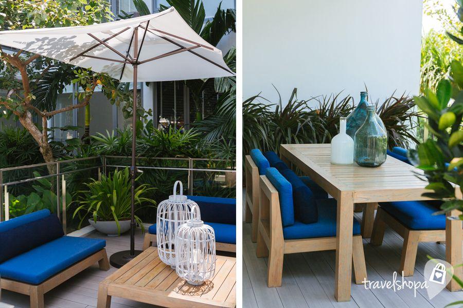 Jamie Gorman, The Shophouse Outdoor furniture sets, Shop