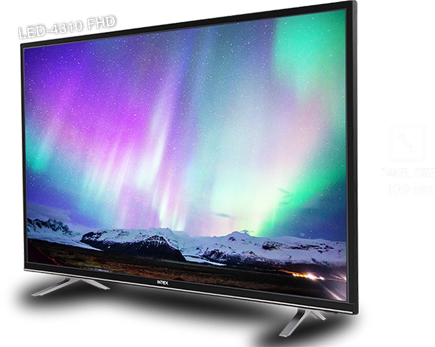 Intex 43 Inches 4310 Full Hd Led Tv Online At Low Price In India