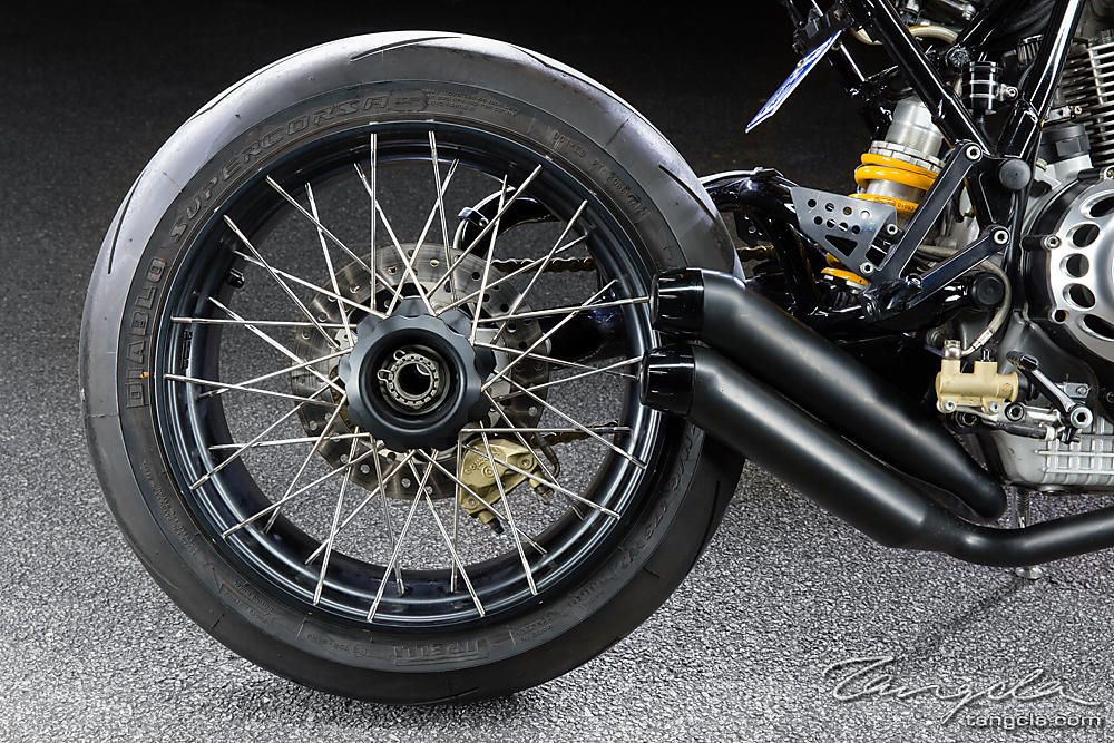 Ducati Sport Classic Cafe Racer - Photo by Tangcla.com #motorcycles #caferacer #motos   caferacerpasion.com