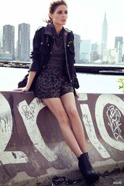 Olivia Palermo for ASOS