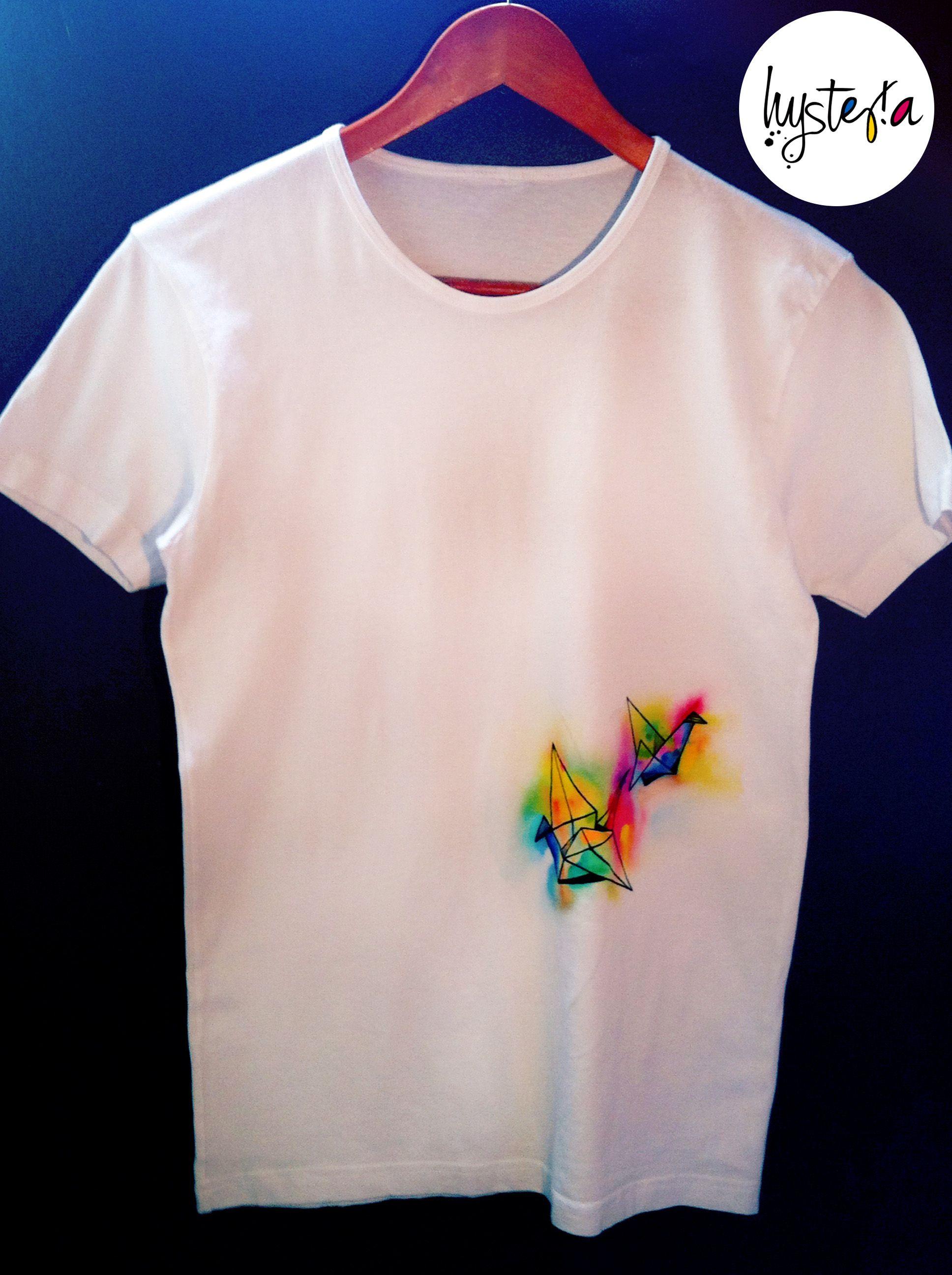 T-shirt design handmade - Fashion