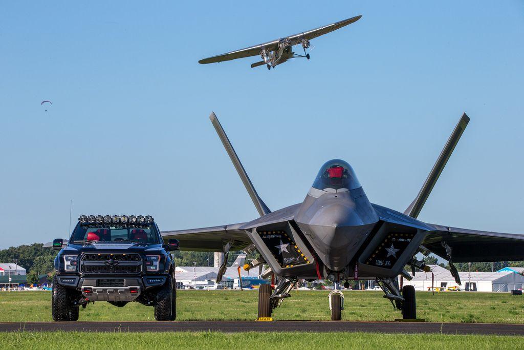 Ford F22 F150 Raptor Fighter jets, Raptor car, Ford f150