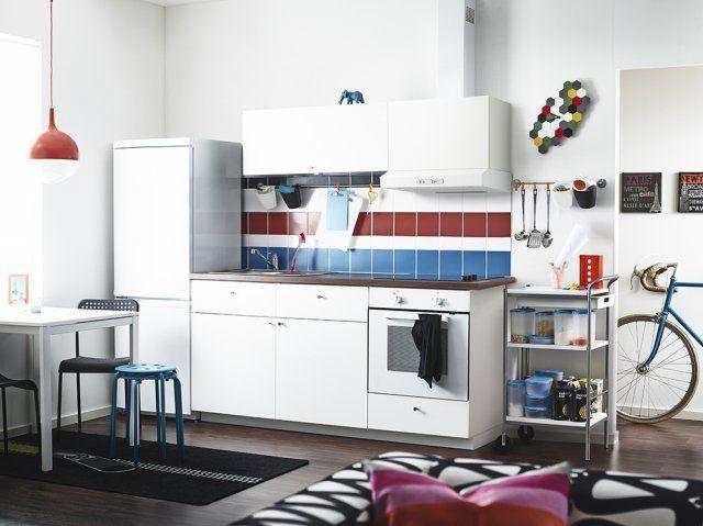 Petites cuisines IKEA  toutes nos inspirations Petite cuisine and
