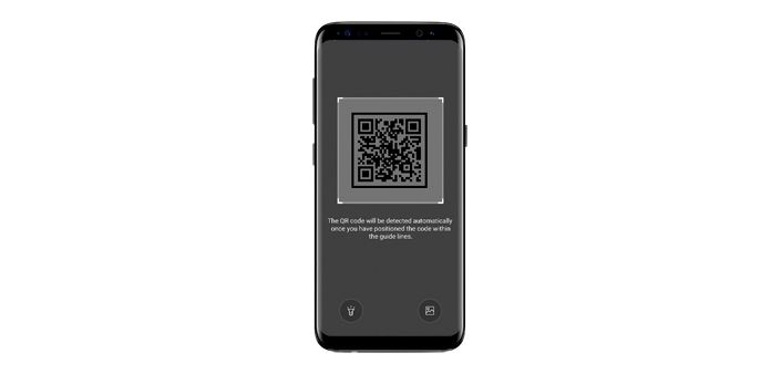 Samsung adds QR reader Quick Menu button and more to its