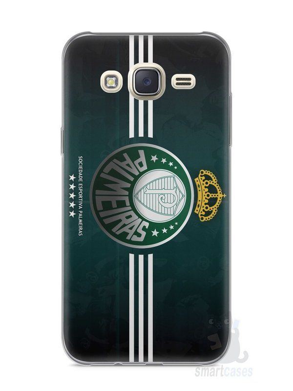 Capa Capinha Samsung J7 Time Palmeiras #8 - SmartCases - Acessórios para celulares e tablets :)