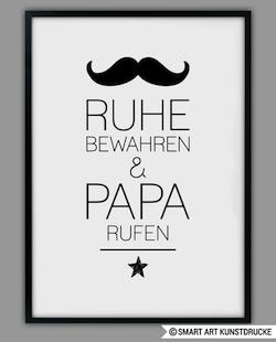 10 kleine Geschenkideen zum Vatertag für unter 10 Euro #father