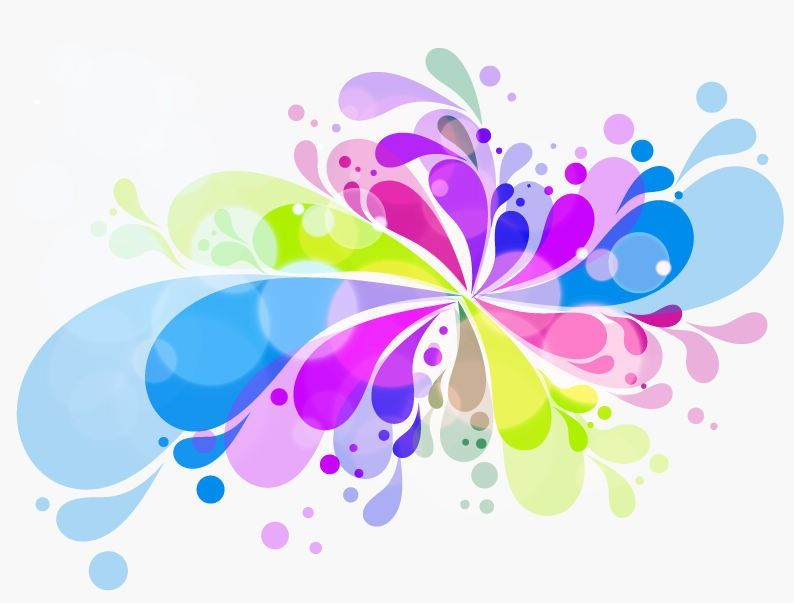 Creative Graphics Design Background: Name: Abstract Colorful Creative