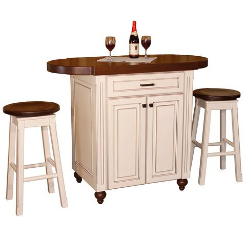 Laurel Lane Pub Style Kitchen Furniture Decor