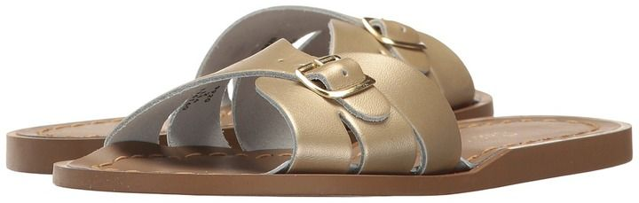 be8470d47fe1 Salt Water Sandal by Hoy Shoes - Classic Slide Girls Shoes