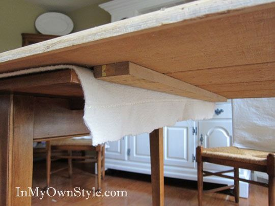 How to enlarge a dining room table for extra seating for Extra small dining table